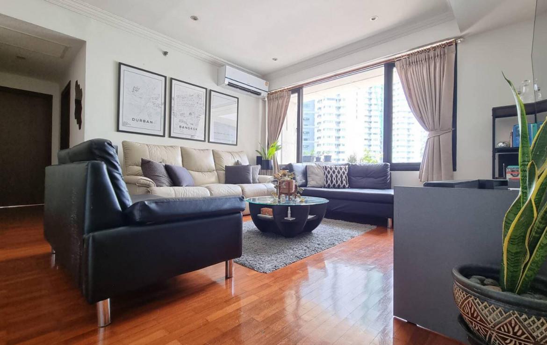 Renovate Large Room Condo 2 Bedroom Rent Sathorn