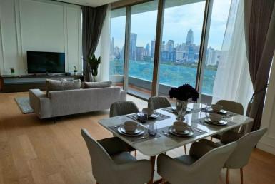 Luxury 2 Bedroom Lumpini View Condo Rent Sathorn