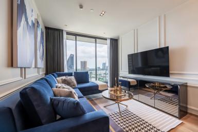 Luxury Decor 2 Bedroom Condo Rent Thonglor