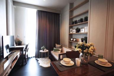 High Floor 1 Bedroom Condo Rent Near BTS MRT Asoke