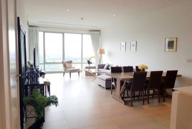 Nice View Luxury 2 Bedroom Rajdamri for Rent