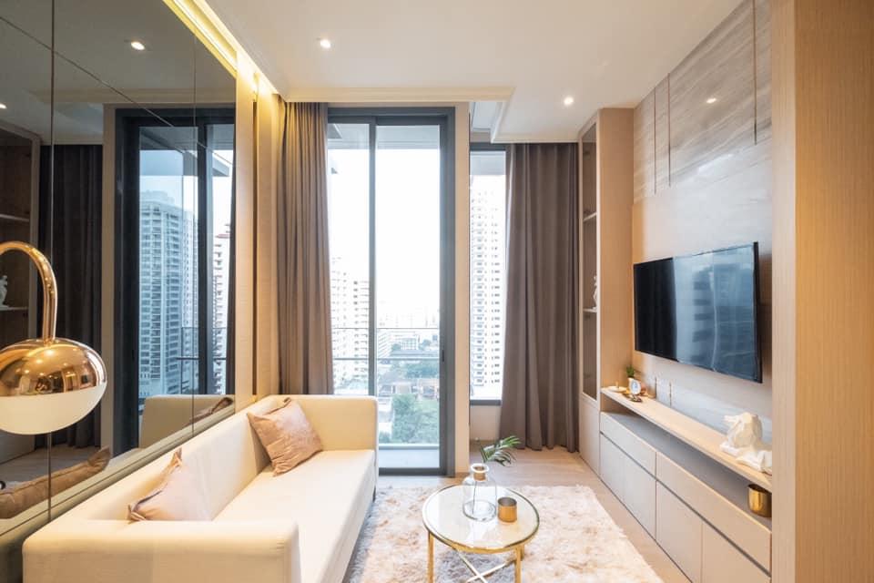 Ultra Luxury 1 Bedroom Condo Rent Asoke