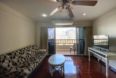City View 2 Bedroom Condo Rent BTS Ratchathewi