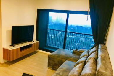 Unblock View Large Balcony 2 Bedroom Condo Rent Phrakhanong