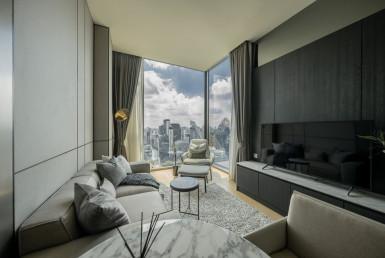 Unblock Superb City View 1 Bedroom Condo Rent Chidlom