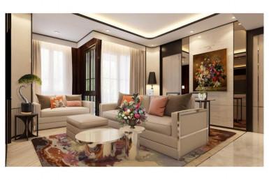 Modern Classic Luxury 1 Bedroom Condo Rent Ekkamai