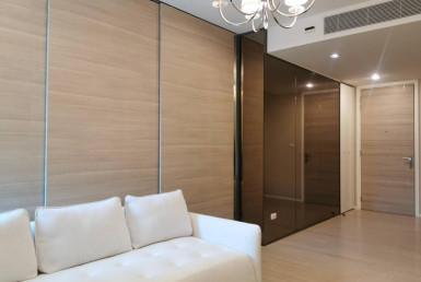 Nice View Corner 1 Bedroom Condo Sale Asoke BTS MRT