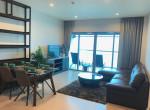 Modern Style 2 Bedroom Condo Rent Sathorn Charoenkrung