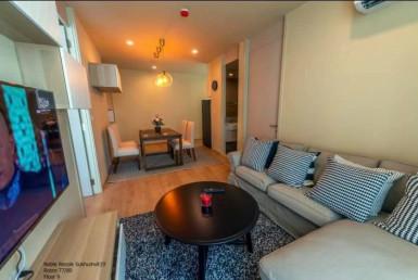 Cozy 2 Bedroom Condo Rent Asoke