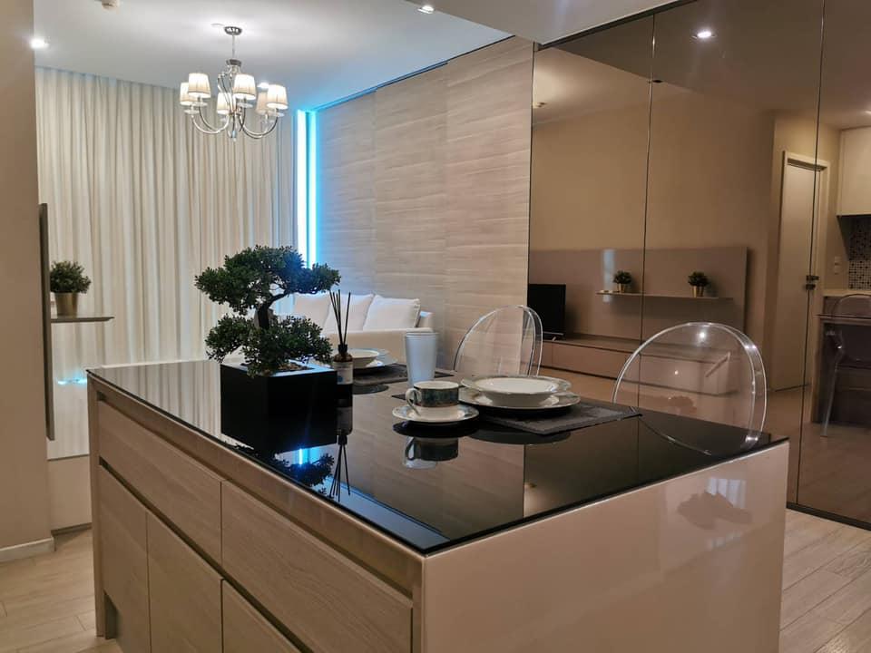 Nice View Corner 1 Bedroom Condo Rent Asoke BTS MRT