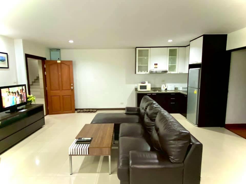 Petfriendly Apartment 2 Bedroom Rent Asoke Closed BTS