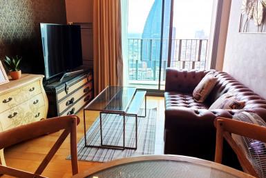 Unblock View Corner 1 Bedroom Condo RentBTS Thonglor