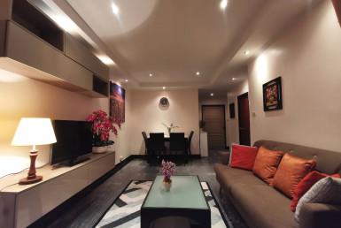 Cozy 1 Bedroom Condo Rent Asoke BTS MRT