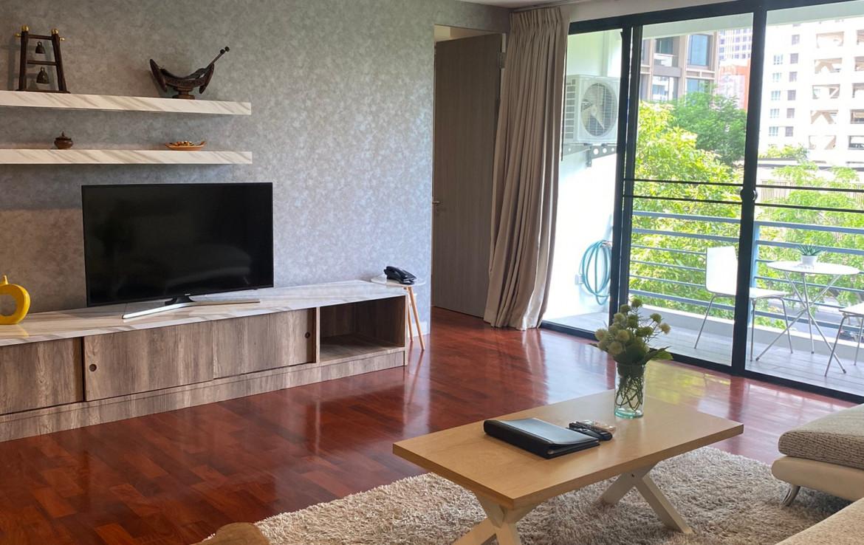 Full Furnished 3 Bedroom Apartment Wirless Rd. Rajdamri