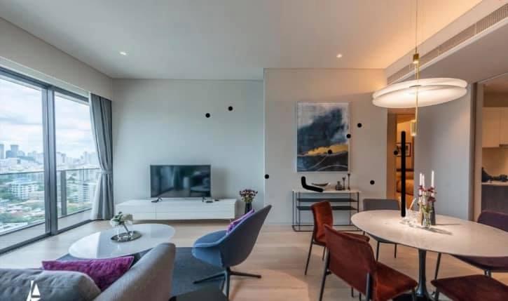 Superb Unblock View 2 Bedroom Condo Sale Thonglor