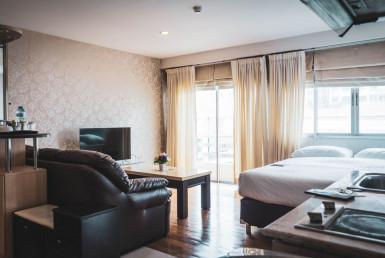 Beautiful Apartment 1 Bedroom Rent Sathorn Chongnonsee