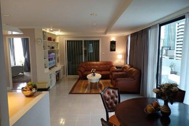 Unblock View Cozy 2 Bedroom Condo Rent Phromphong
