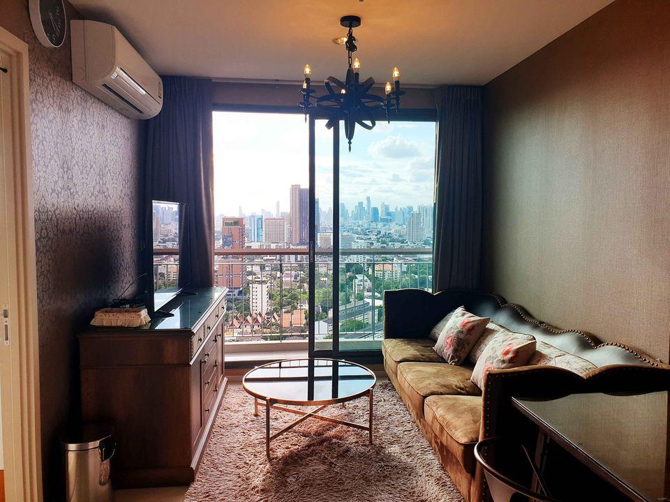 Unblock View 1 Bedroom Condo Rent Ekkamai Near BTS